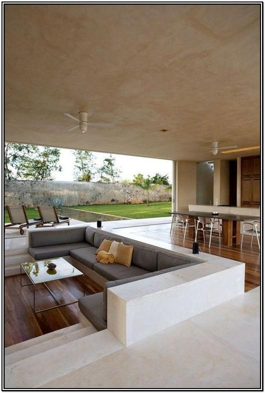 Contemporary Large Modern Living Room Ideas