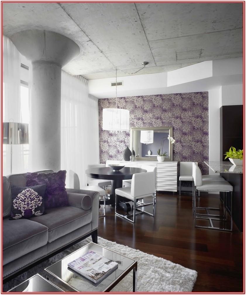 Contemporary Modern Living Room Wall Ideas