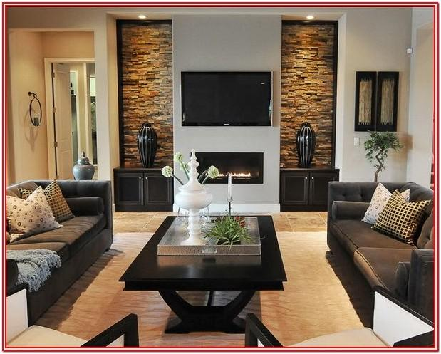 Design Modern Living Room Wall Decor Ideas