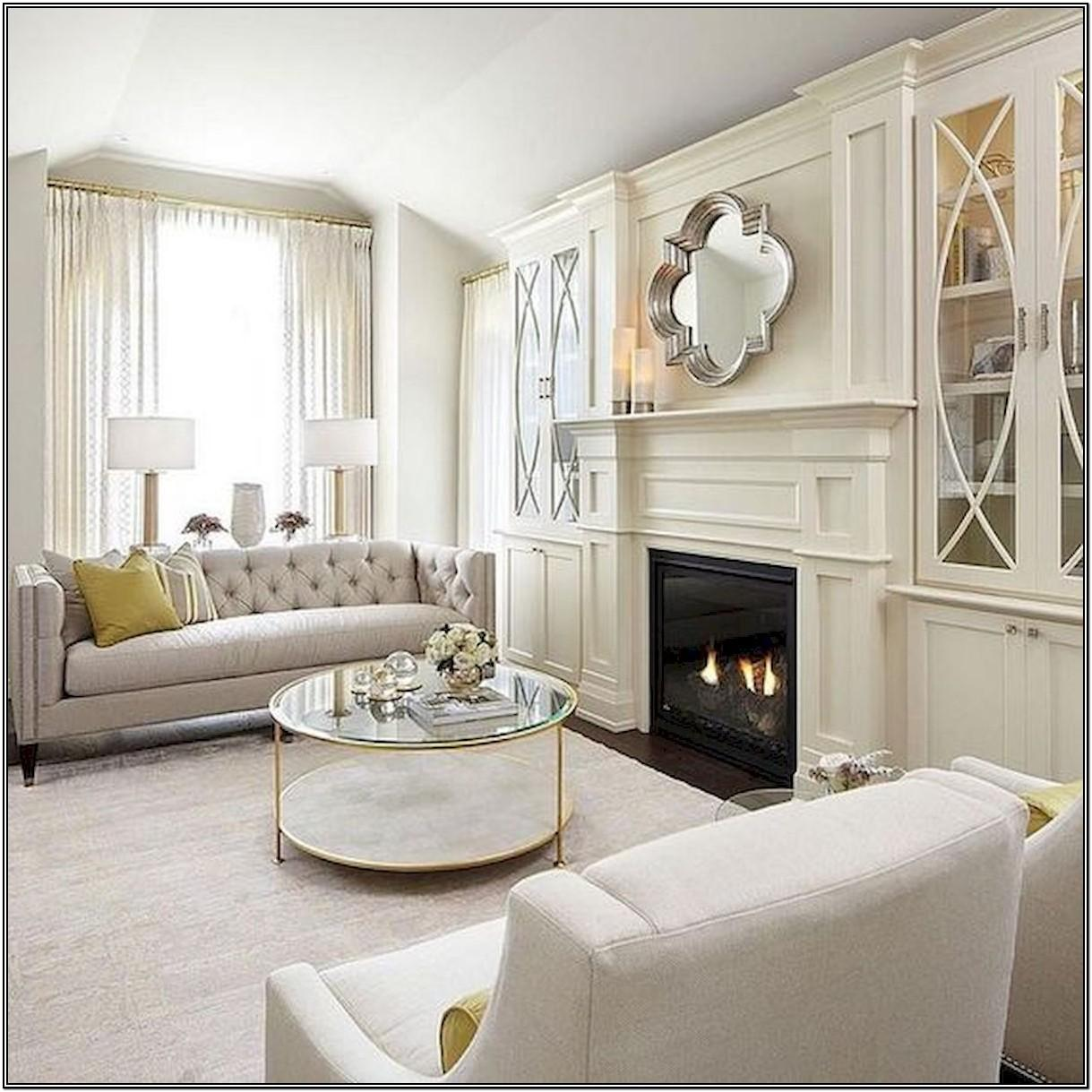 Elegant Modern Living Room Design Ideas