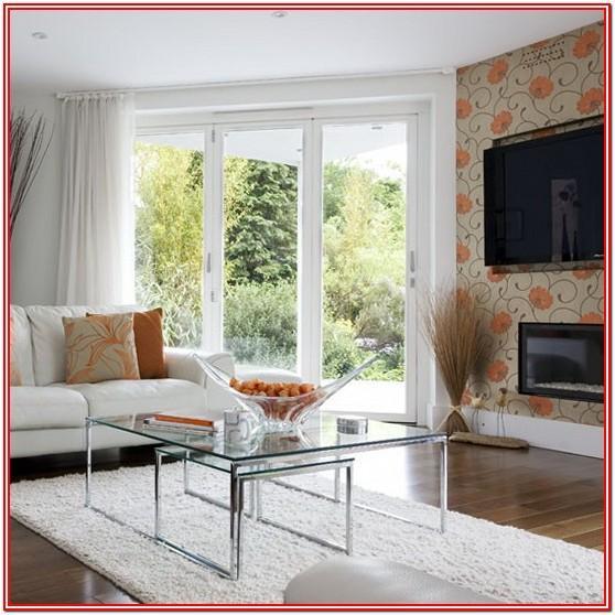 Feature Modern Living Room Wallpaper Ideas