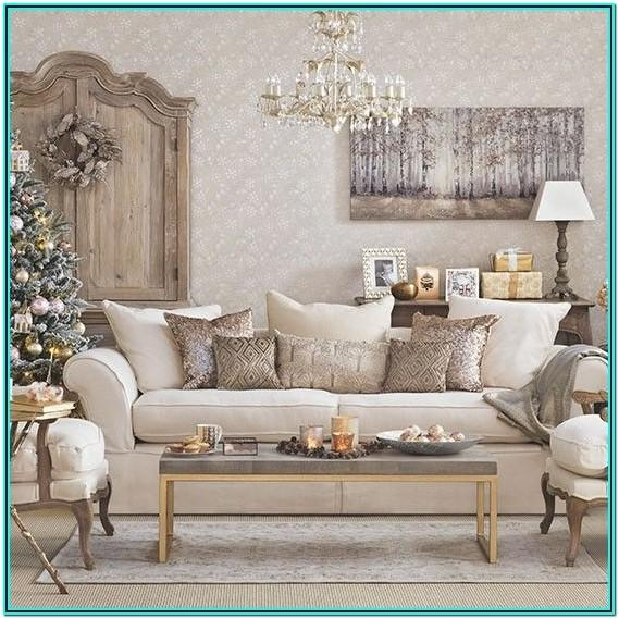 Gold Mink Living Room Ideas