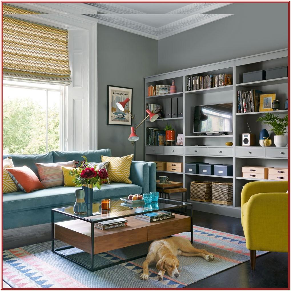 Grey Modern Small Living Room Ideas