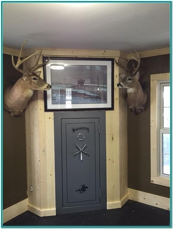 Gun Safe Living Room Ideas