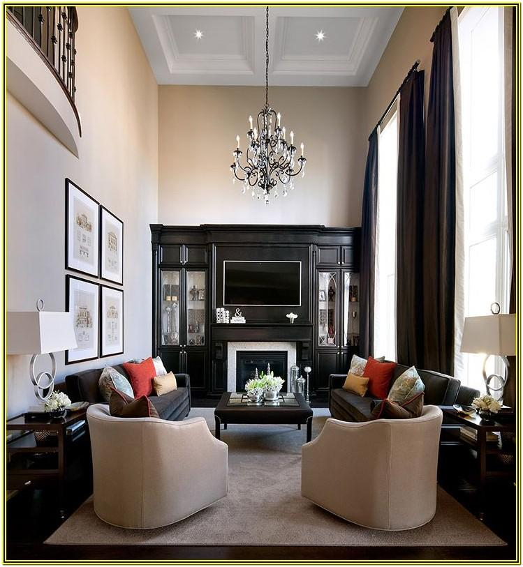 Ideas For Long Narrow Living Rooms