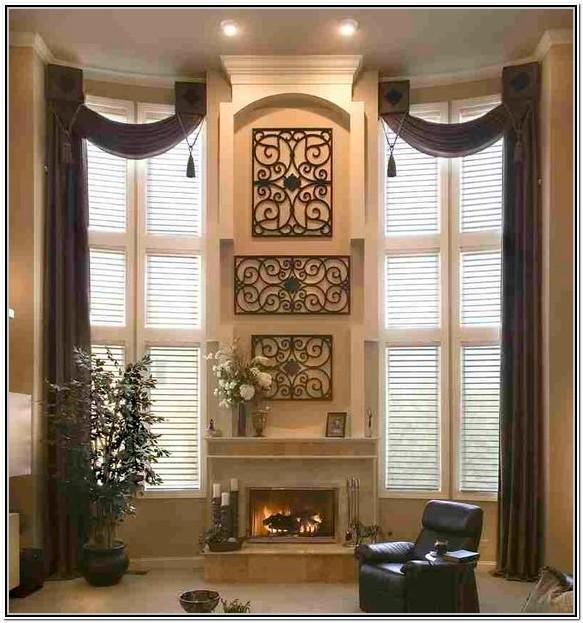 Large Living Room Windows Ideas