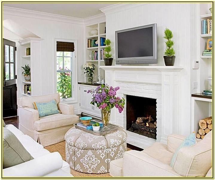 Layout Long Thin Living Room Ideas