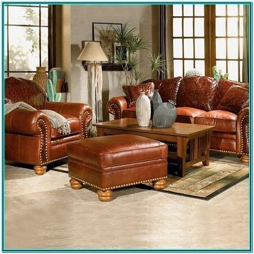 Leather Living Room Set Ideas