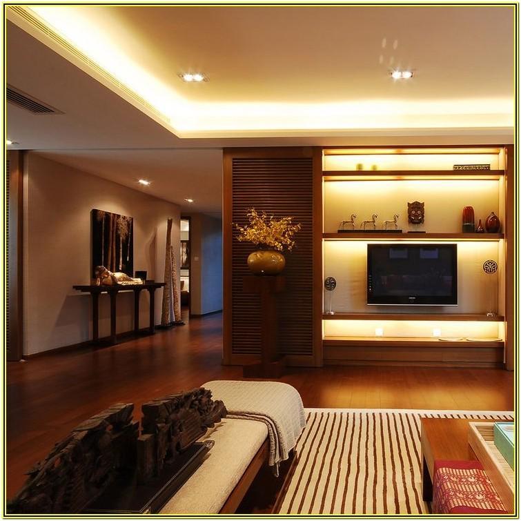 Led Strip Light Living Room Ideas