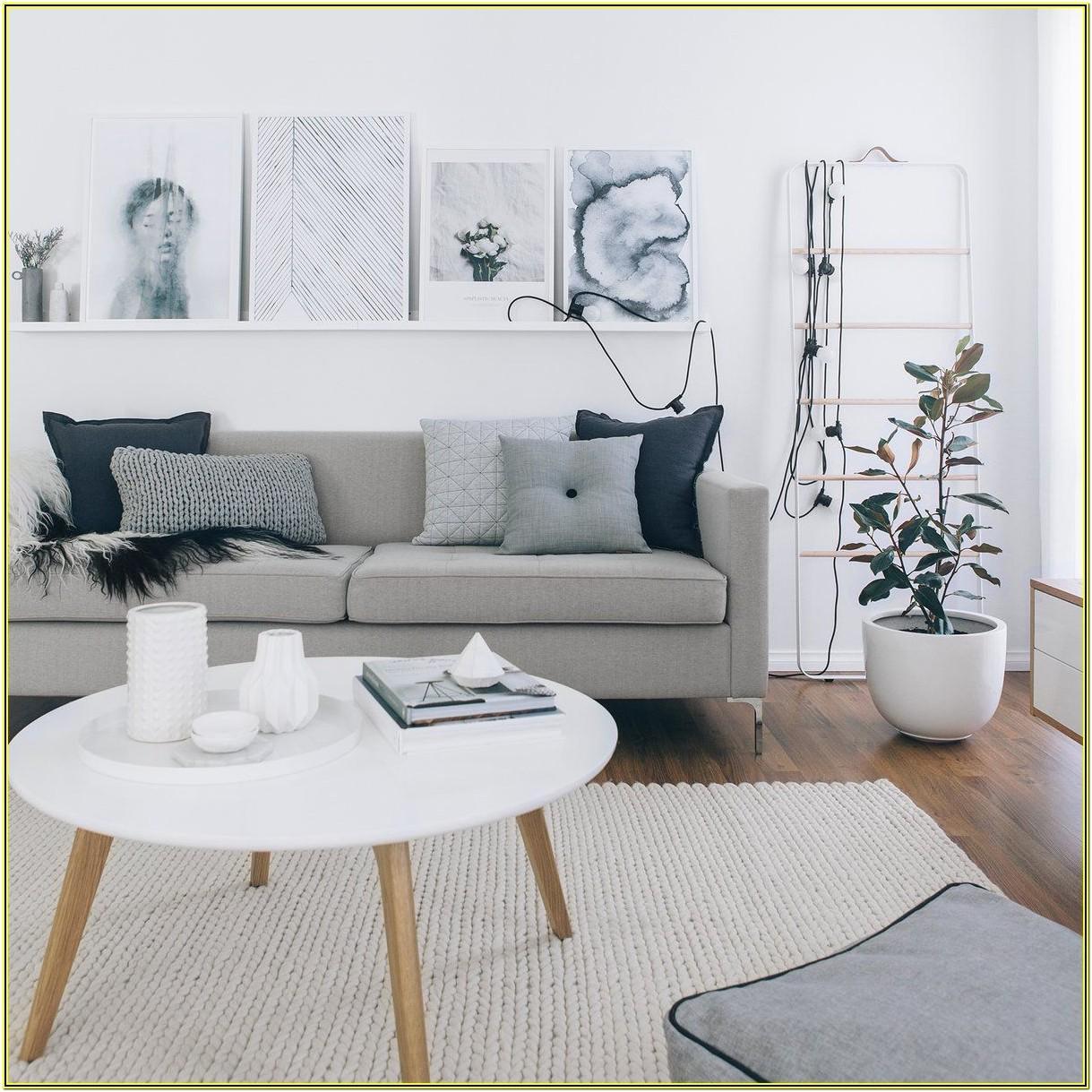 Light Gray Sectional Living Room Ideas