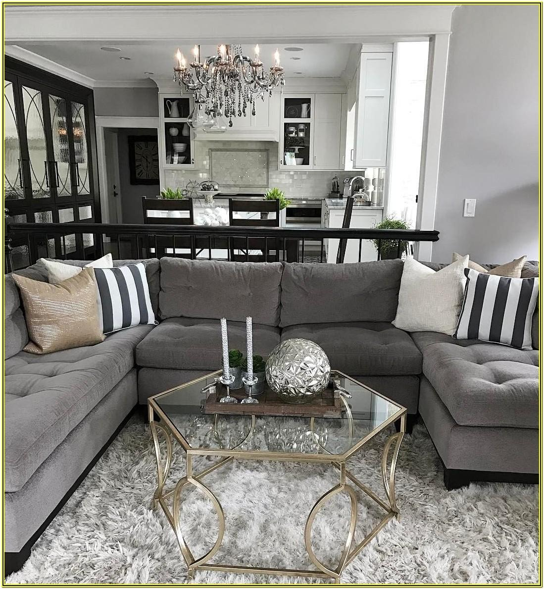 Light Gray Sofa Living Room Ideas