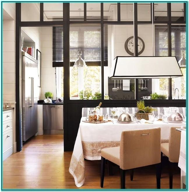 Living And Dining Room Separation Ideas