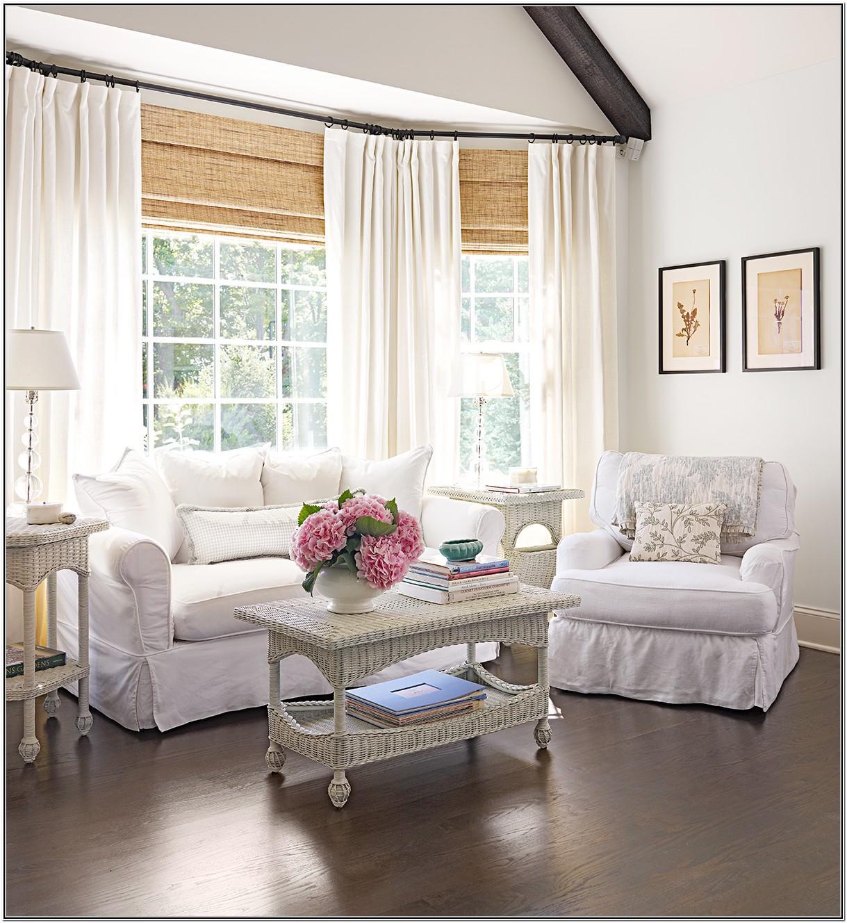 Living Room Bay Windows Ideas