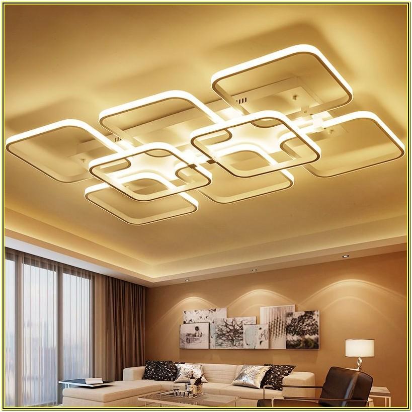 Living Room Ceiling Light Design Ideas