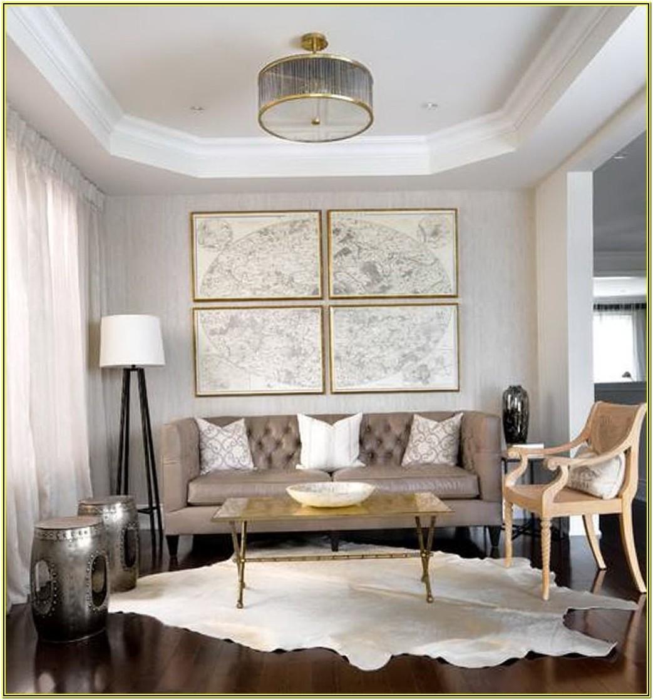 Living Room Ceiling Light Fixture Ideas