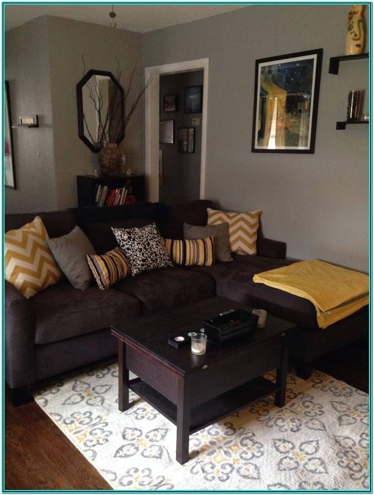 Living Room Decor Ideas With Dark Furniture