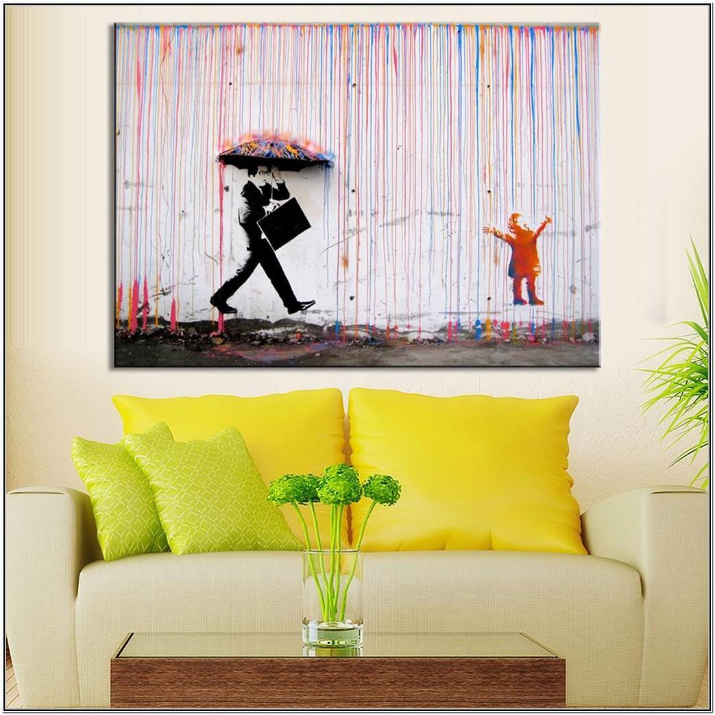 Living Room Home Interior Wall Design Ideas