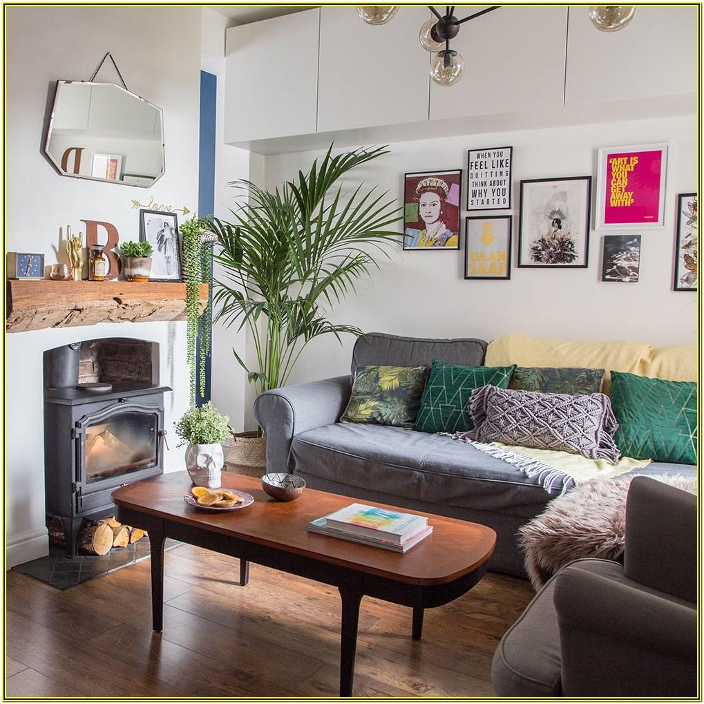 Living Room Ideas For Small Spaces