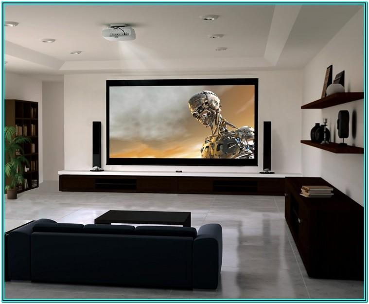 Living Room Ideas With Big Screen Tv