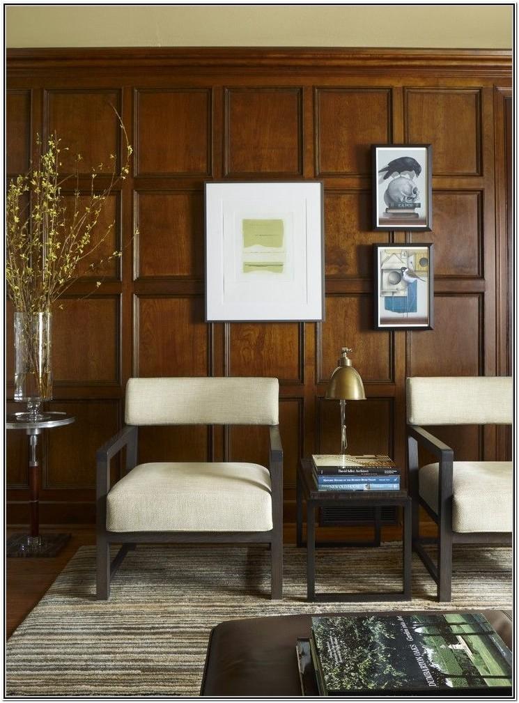 Living Room Interior Wall Paneling Design Ideas