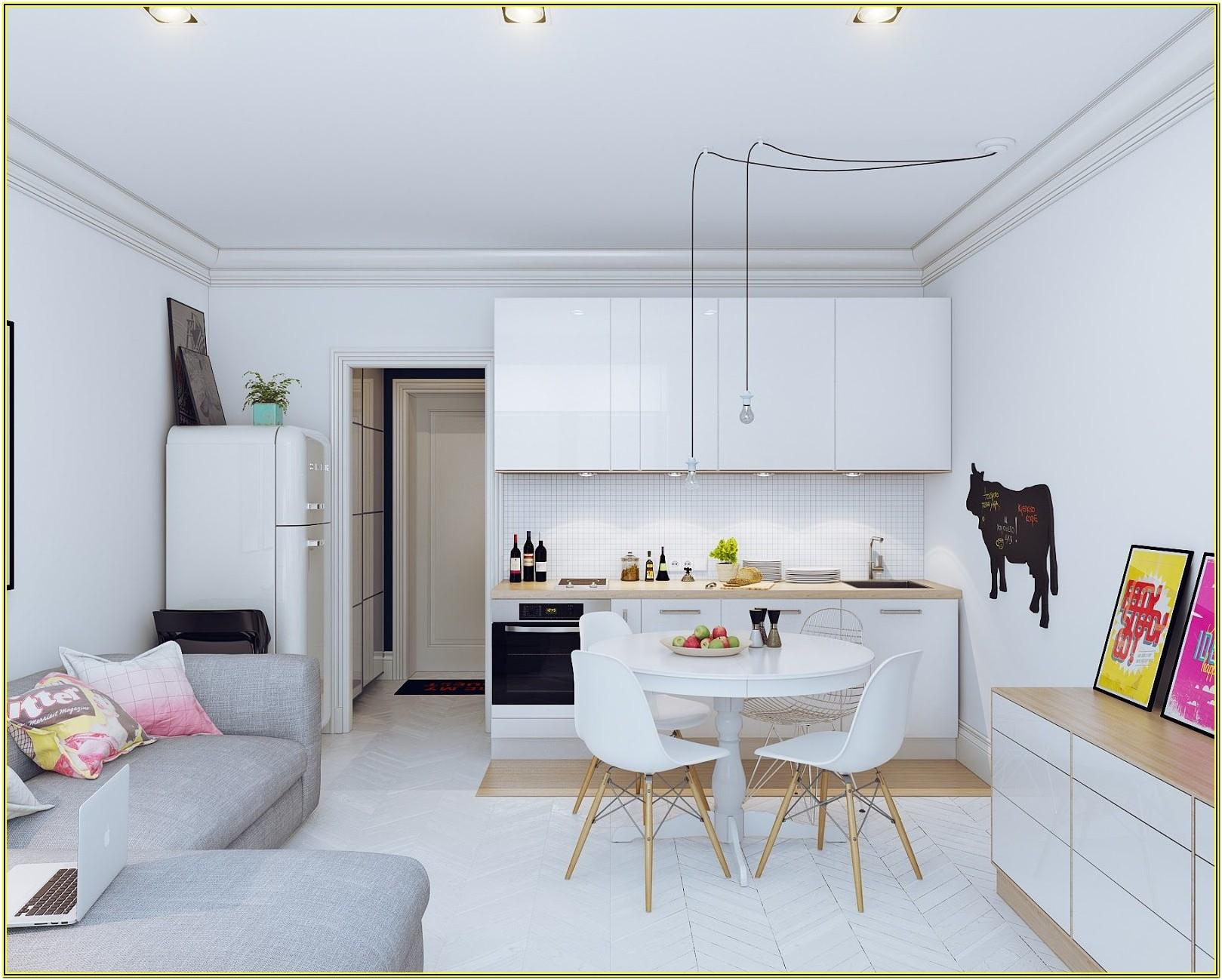 Living Room Kitchen Layout Ideas