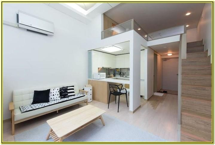Living Room Kitchen Studio Ideas