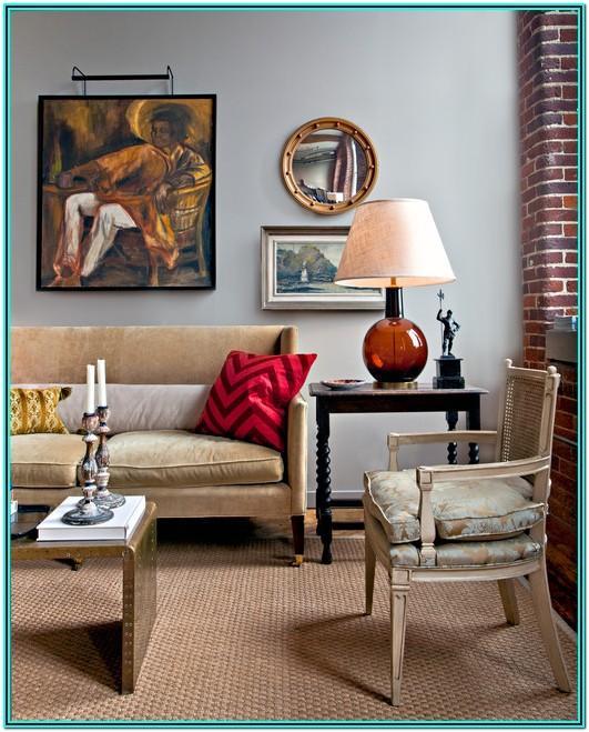 Living Room Lamp Shades Ideas