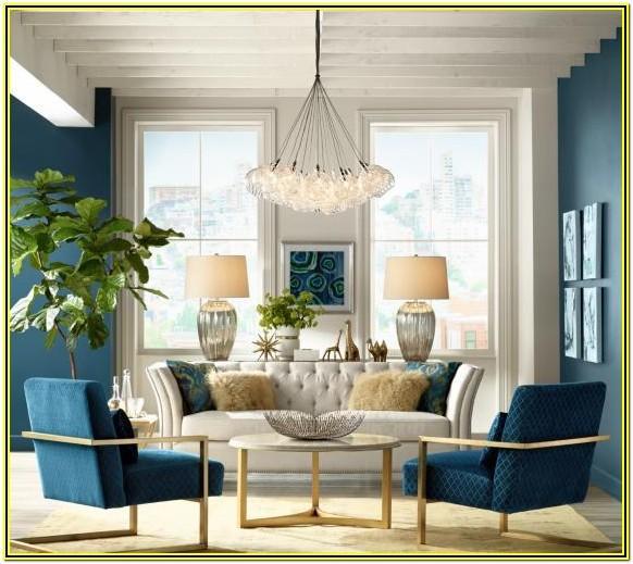 Living Room Lamps Design Ideas