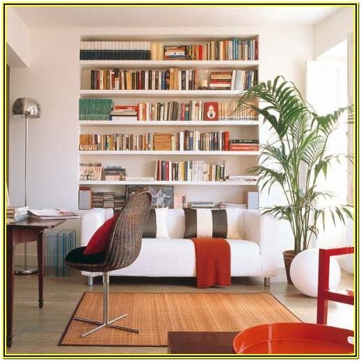 Living Room Library Layout Ideas