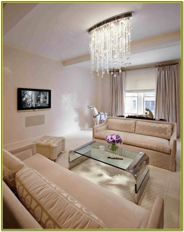 Living Room Lighting Ideas Modern