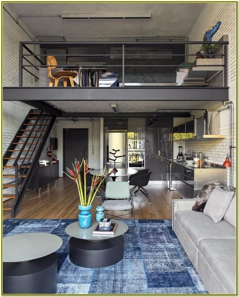 Living Room Loft Design Ideas