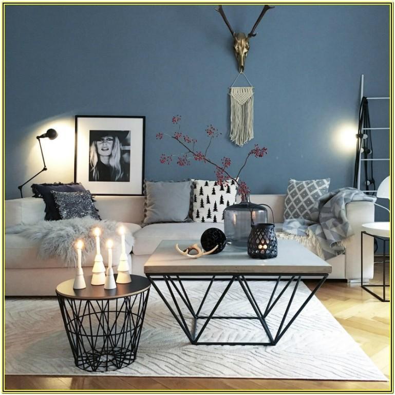 Living Room Long Center Table Ideas