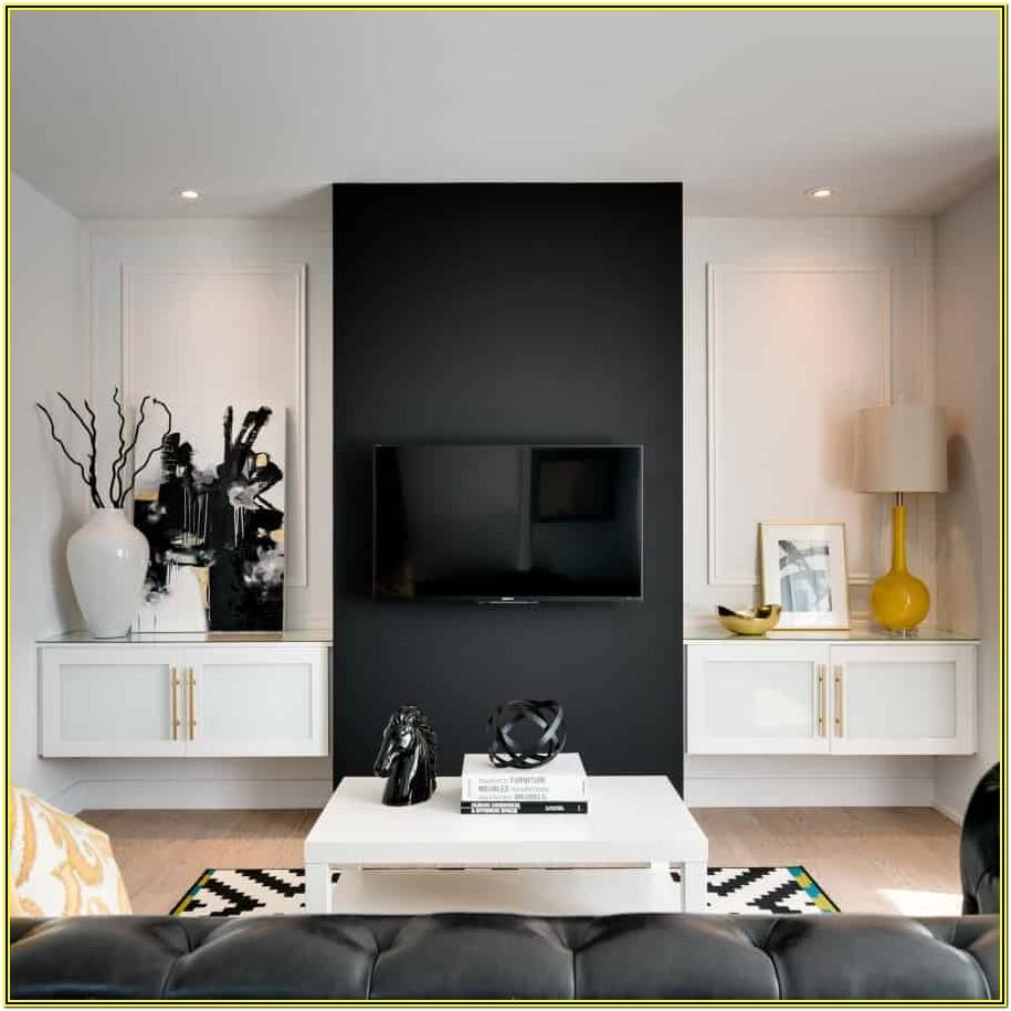 Living Room Main Wall Ideas