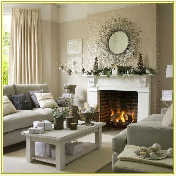 Living Room Makeover Ideas Country