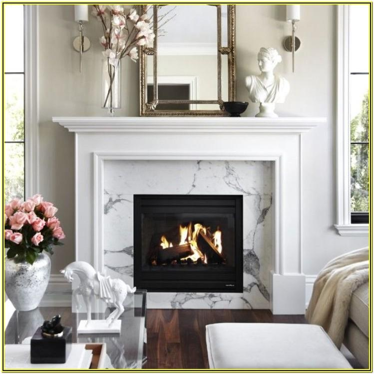 Living Room Mantel Ideas With Tv