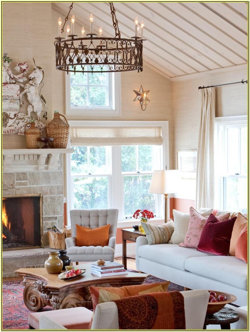 Living Room Mantelpiece Ideas