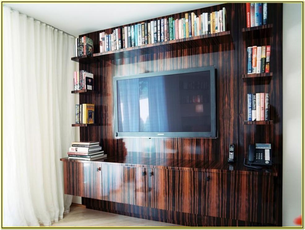 Living Room Media Storage Idea