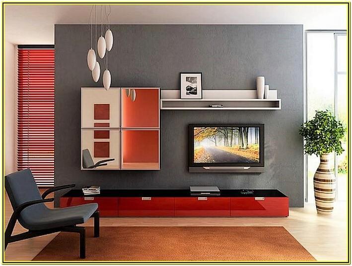 Living Room Media Wall Ideas