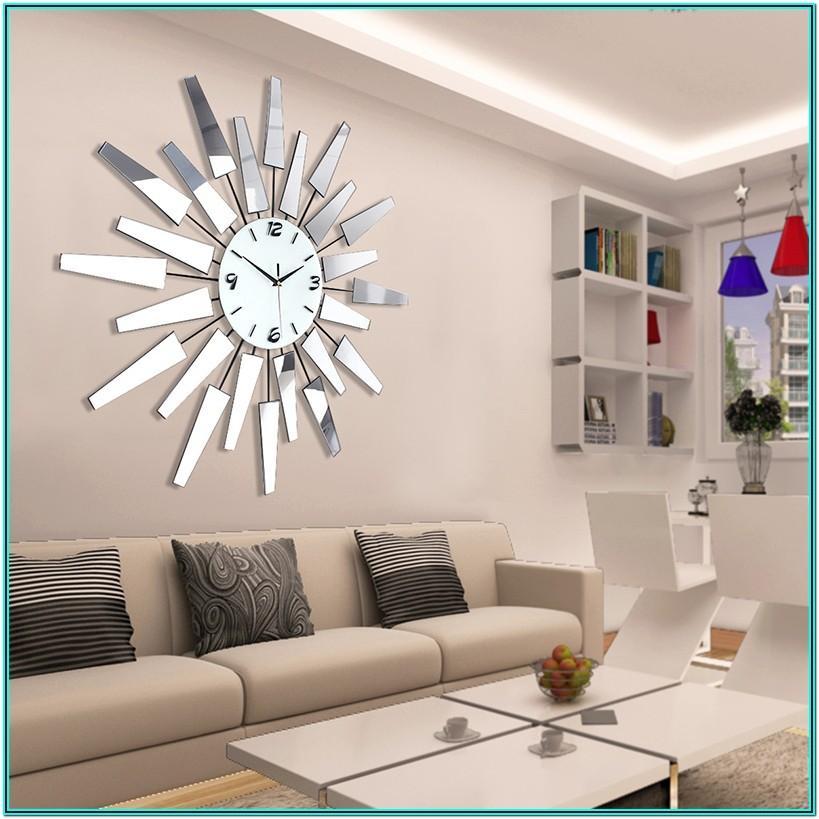 Living Room Metal Wall Decor Ideas