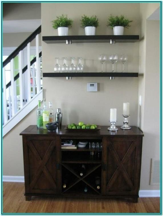 Living Room Mini Bar Small Home Bar Ideas