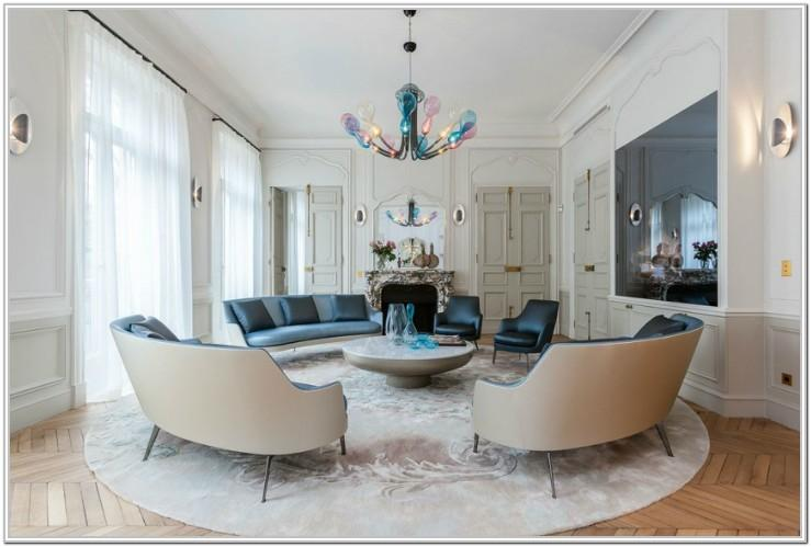 Living Room Modern Living Room Wainscoting Ideas