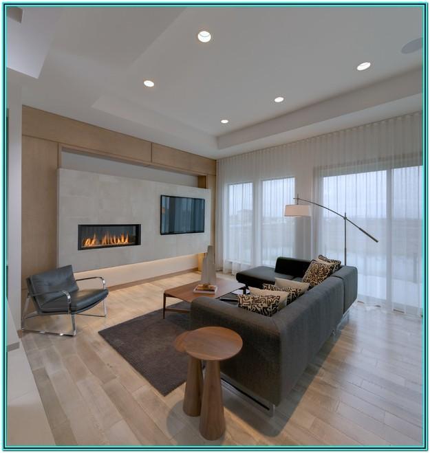 Living Room Modern Look Ideas