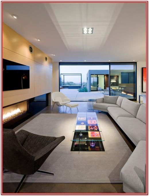Living Room Modern Lounge Ideas