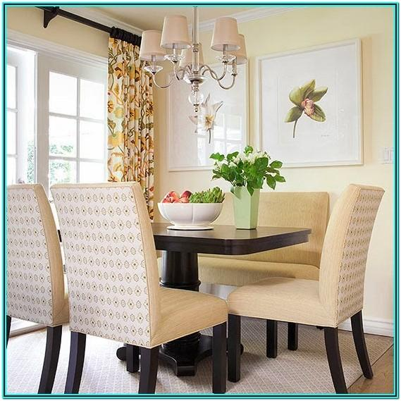 Living Room Nook Decorating Ideas