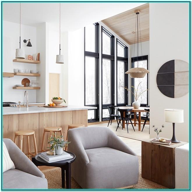 Living Room Open Floor Plan Ideas