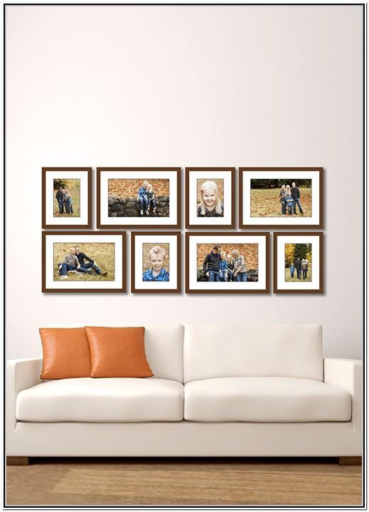 Living Room Photo Wall Ideas Pinterest