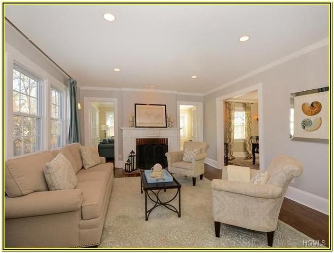 Living Room Pot Light Design Ideas