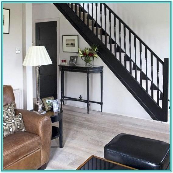 Living Room Railing Ideas