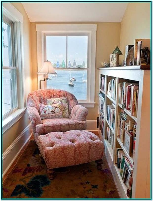 Living Room Reading Nook Ideas For Small Spaces