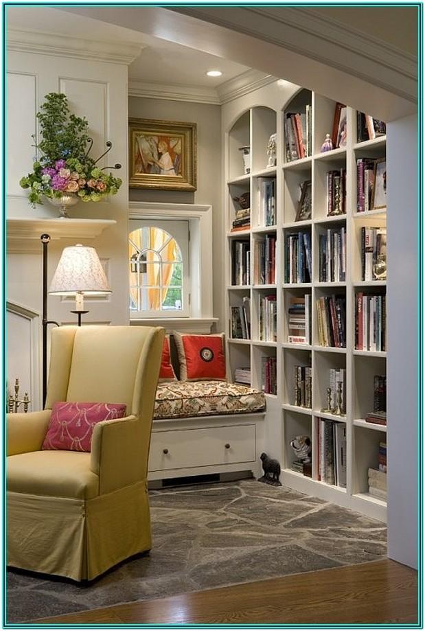 Living Room Reading Nook Ideas